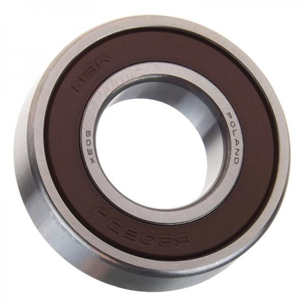 Original nsk deep groove ball bearing 6205DU japan bearing #1 image