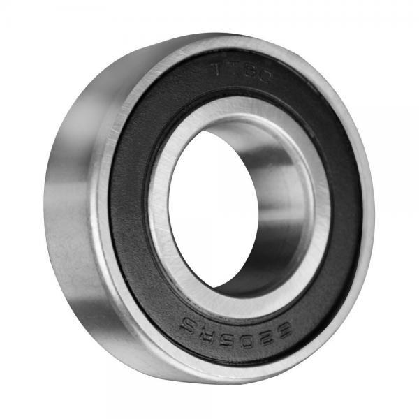 Chrome steel deep groove ball bearings 6205 RS 6205ZZ,one way bearing 6205 2RS 6205 zz 6205 rz 6205 motor bearing #1 image