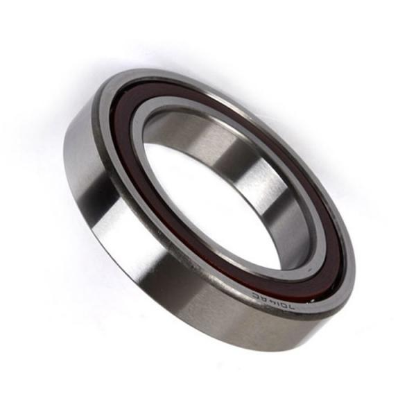 NSK angular contact bearing 7002CTYNSULP4 7002C size 15x32x9 mm #1 image